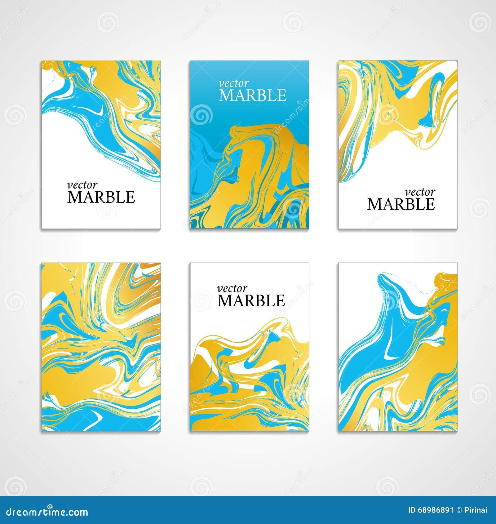 Fondo de mármol de la tarjeta de la textura del color