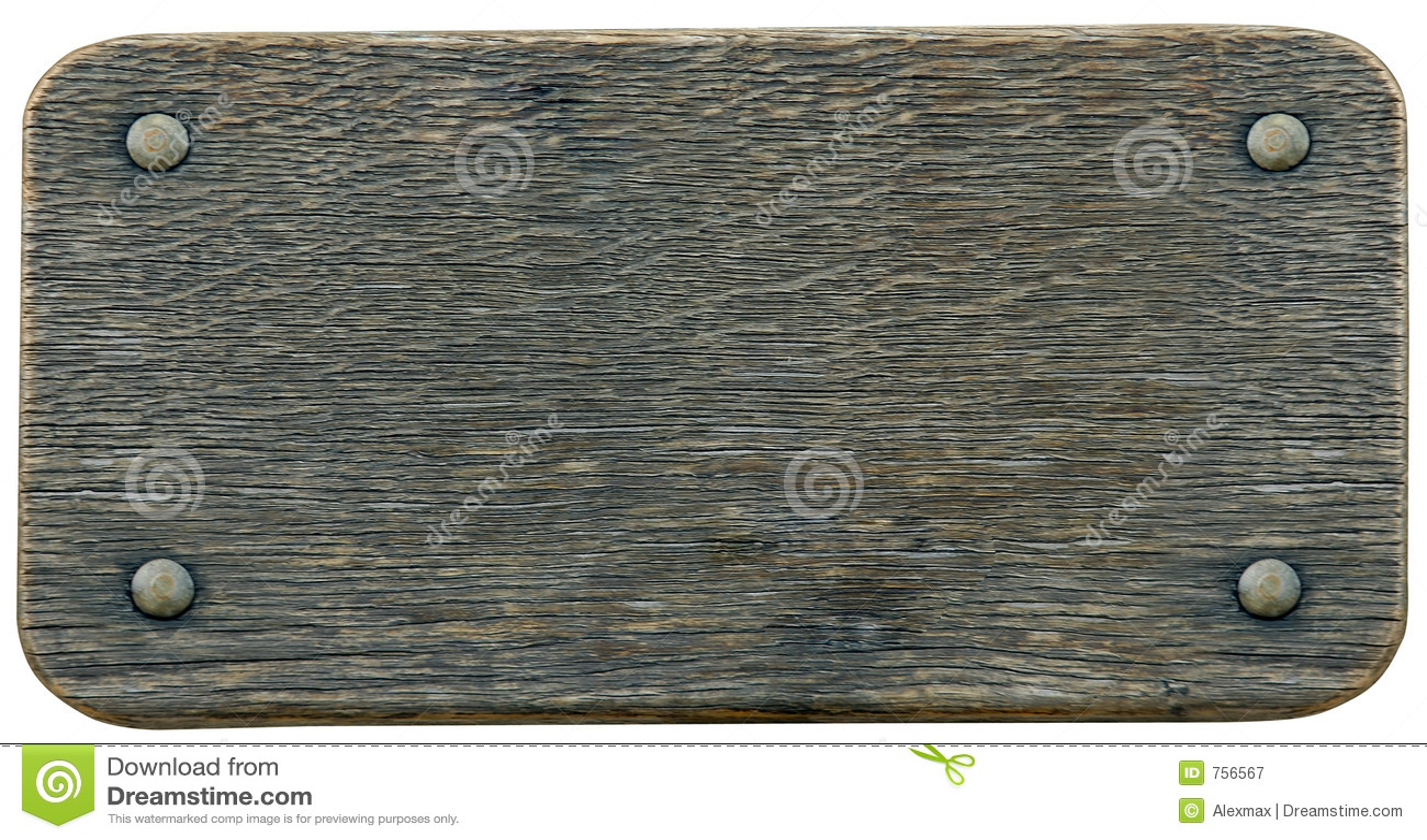 Fondo de madera de la muestra del Nameboard