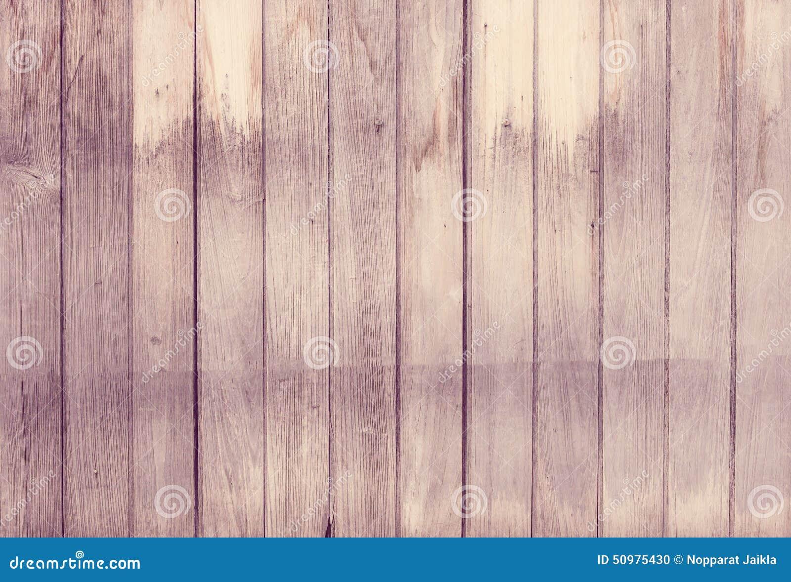 Fondo de madera de la textura de la pared del tablón del vintage rosado