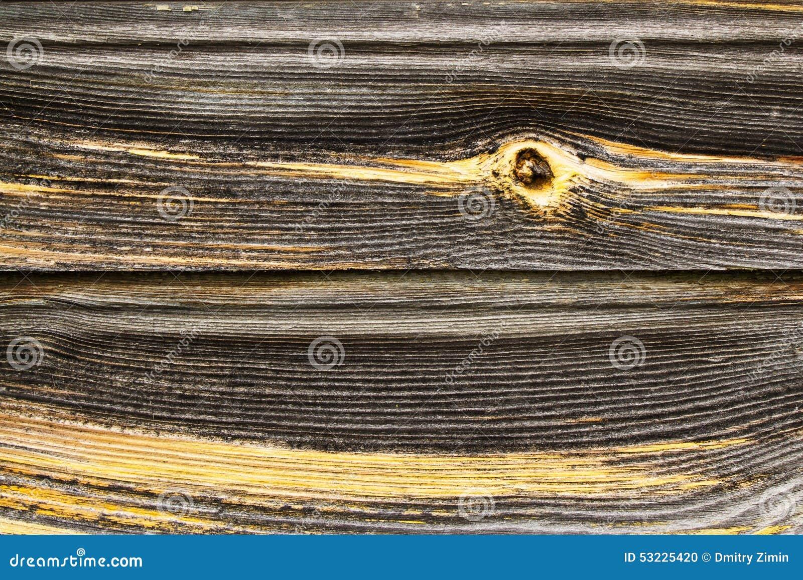 Fondo de madera del vintage
