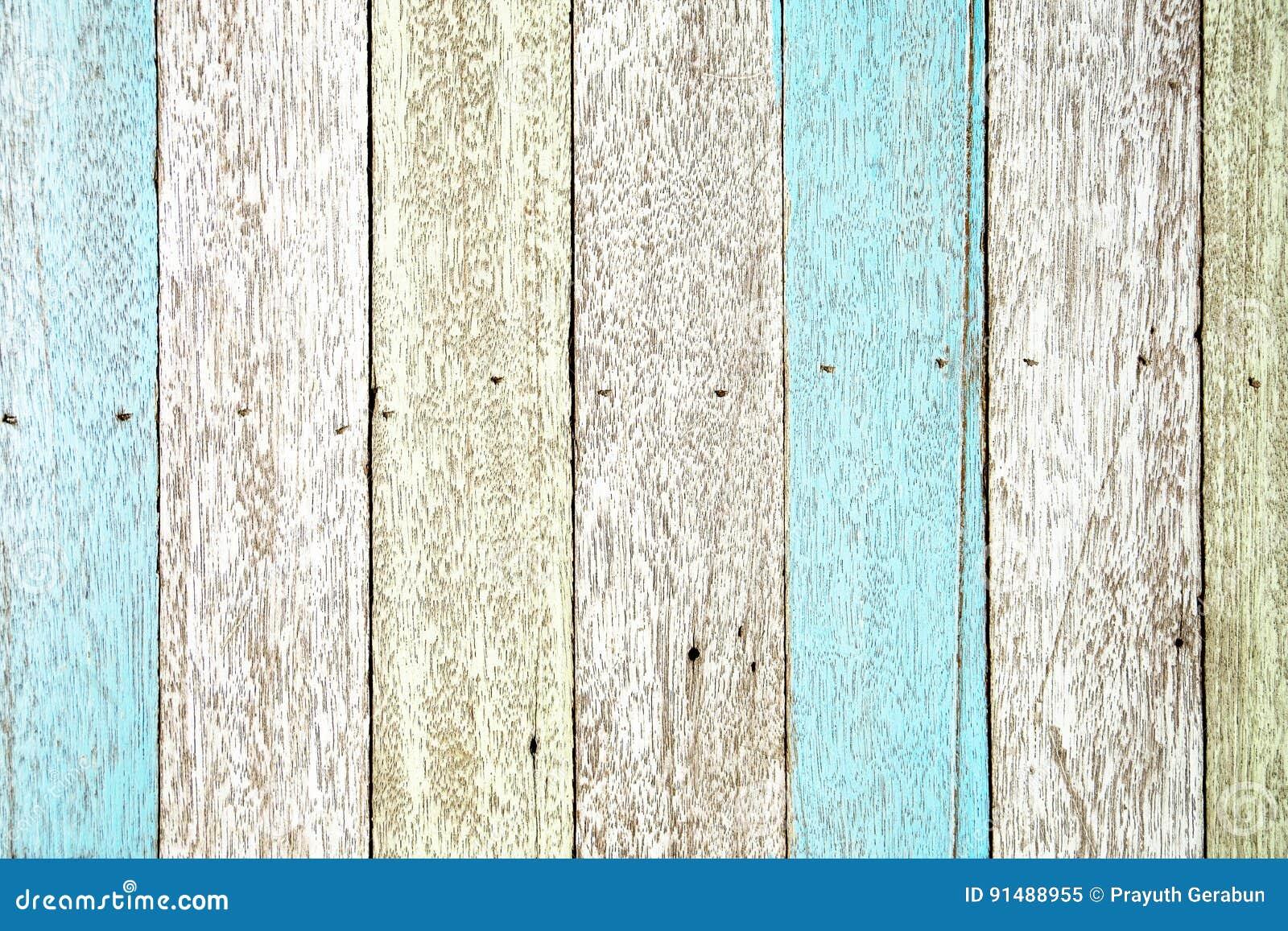Texturas De Colores Pastel: Fondo De Madera En Colores Pastel De La Textura De Los