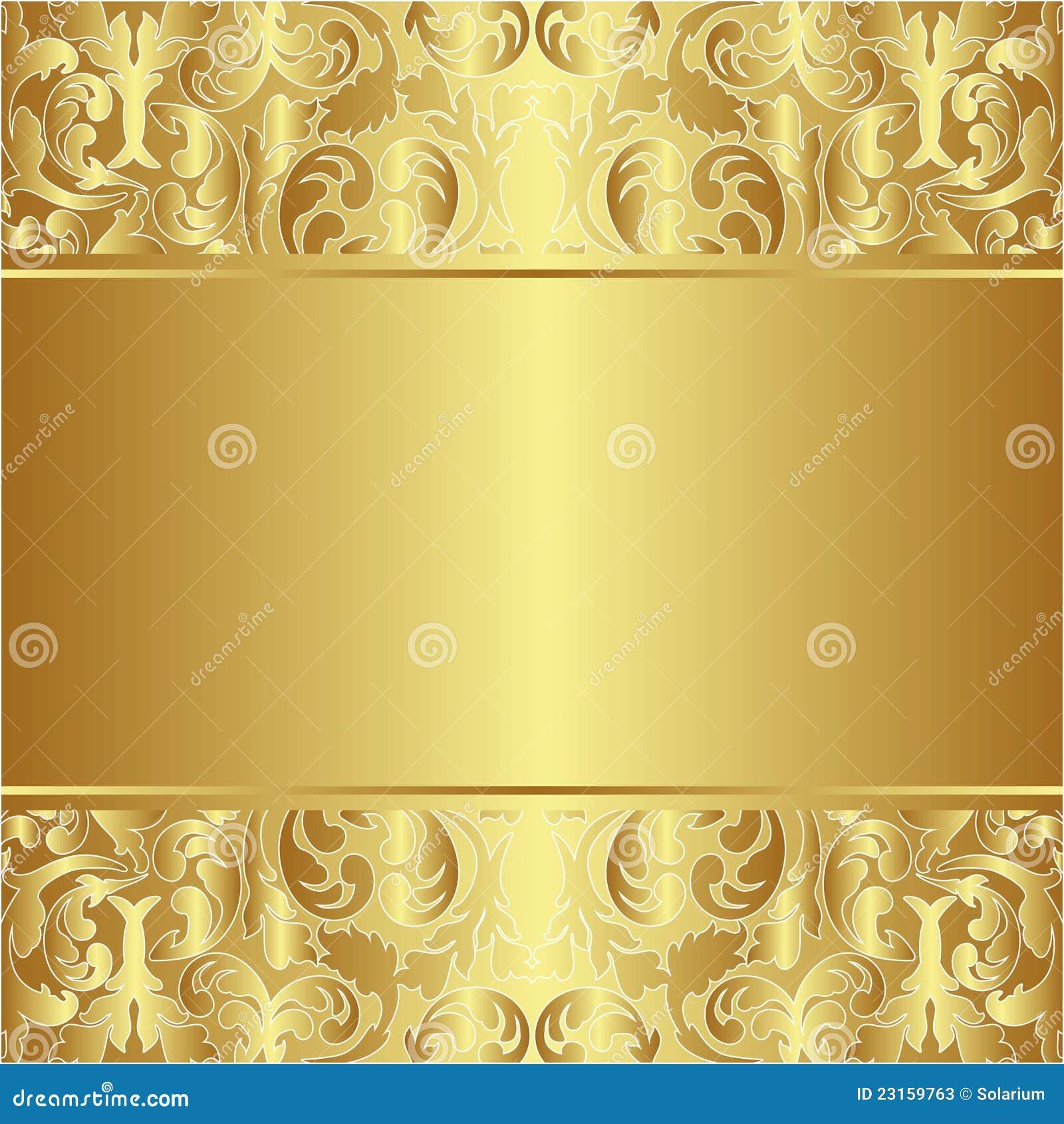 Fotos De Archivo  Fondo De Oro