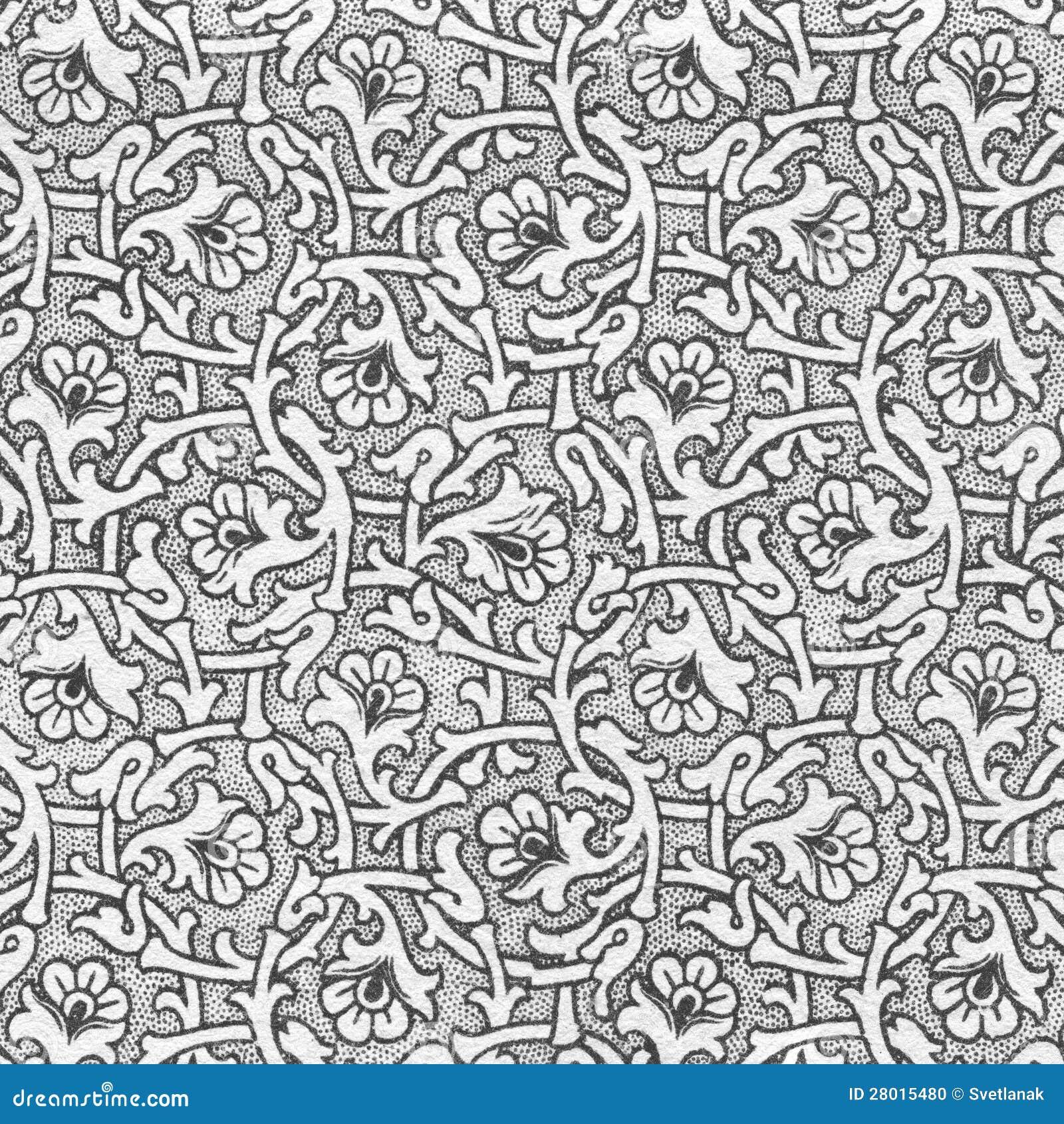 Fondo de papel blanco y negro foto de archivo imagen for Papel pintado blanco y plata