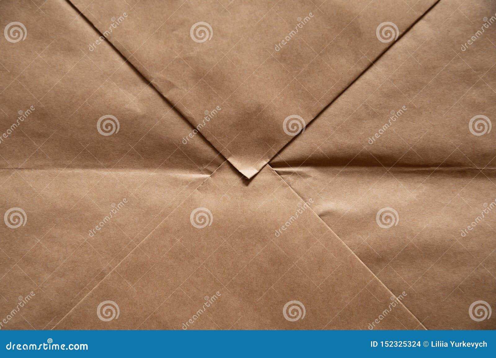 Fondo de papel marr?n claro