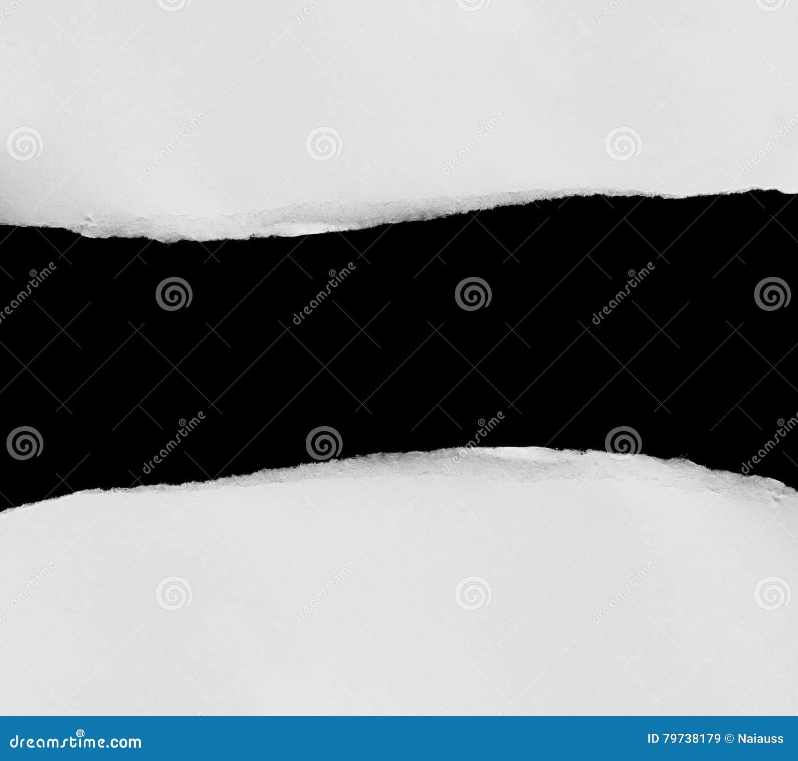 Fondo de papel rasgado de la textura