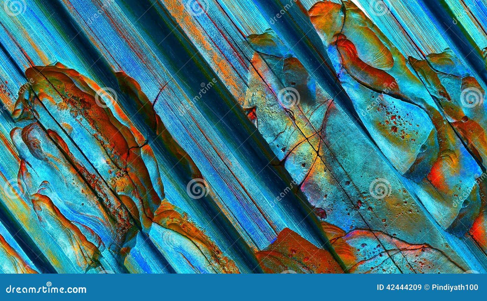 Fondo de piedra colorido abstracto