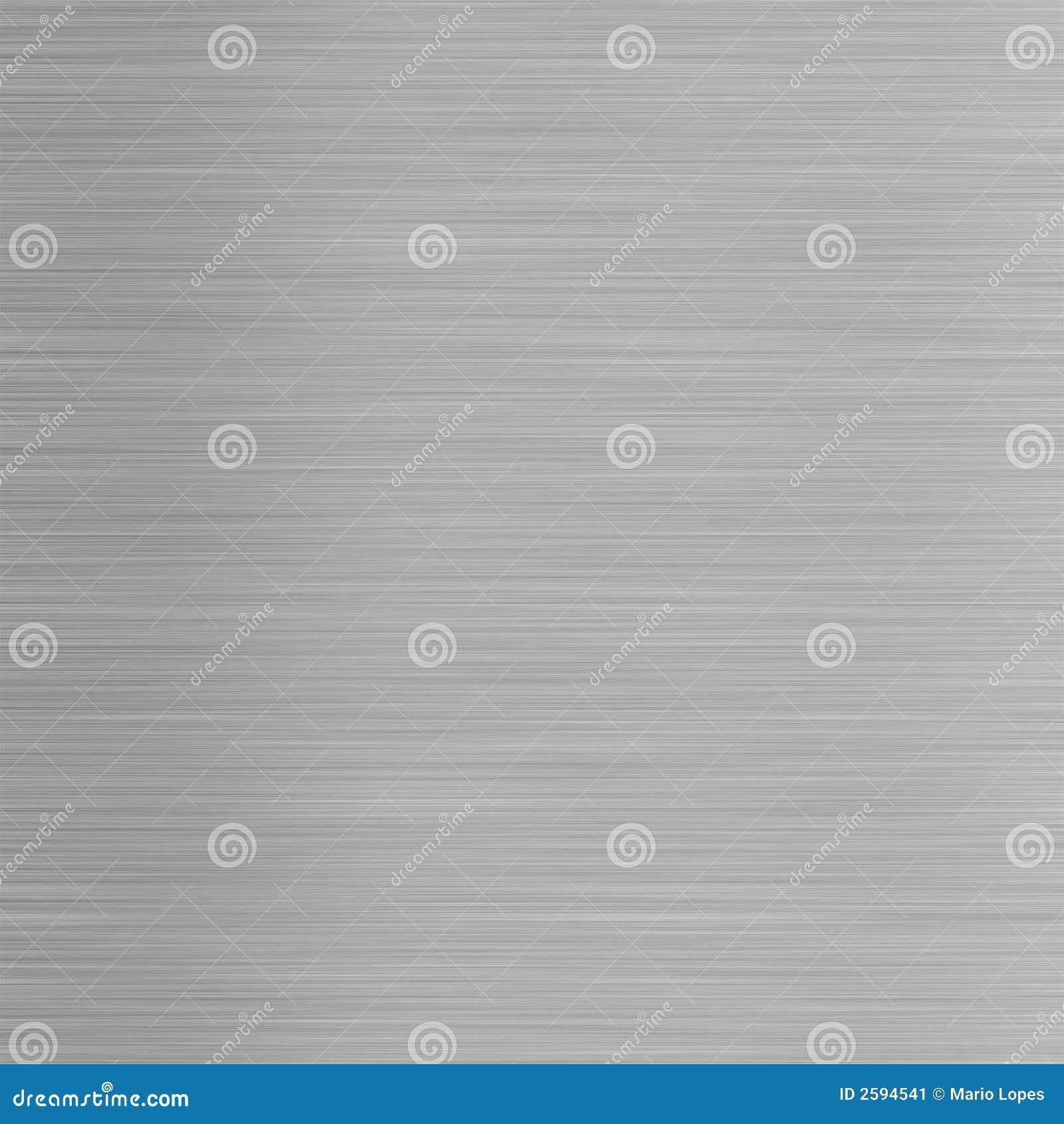 Fondo de plata de aluminio