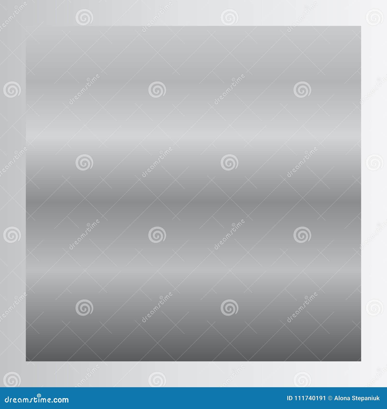 Fondo De Plata De La Pendiente Textura De Plata Del Diseño Para La ...