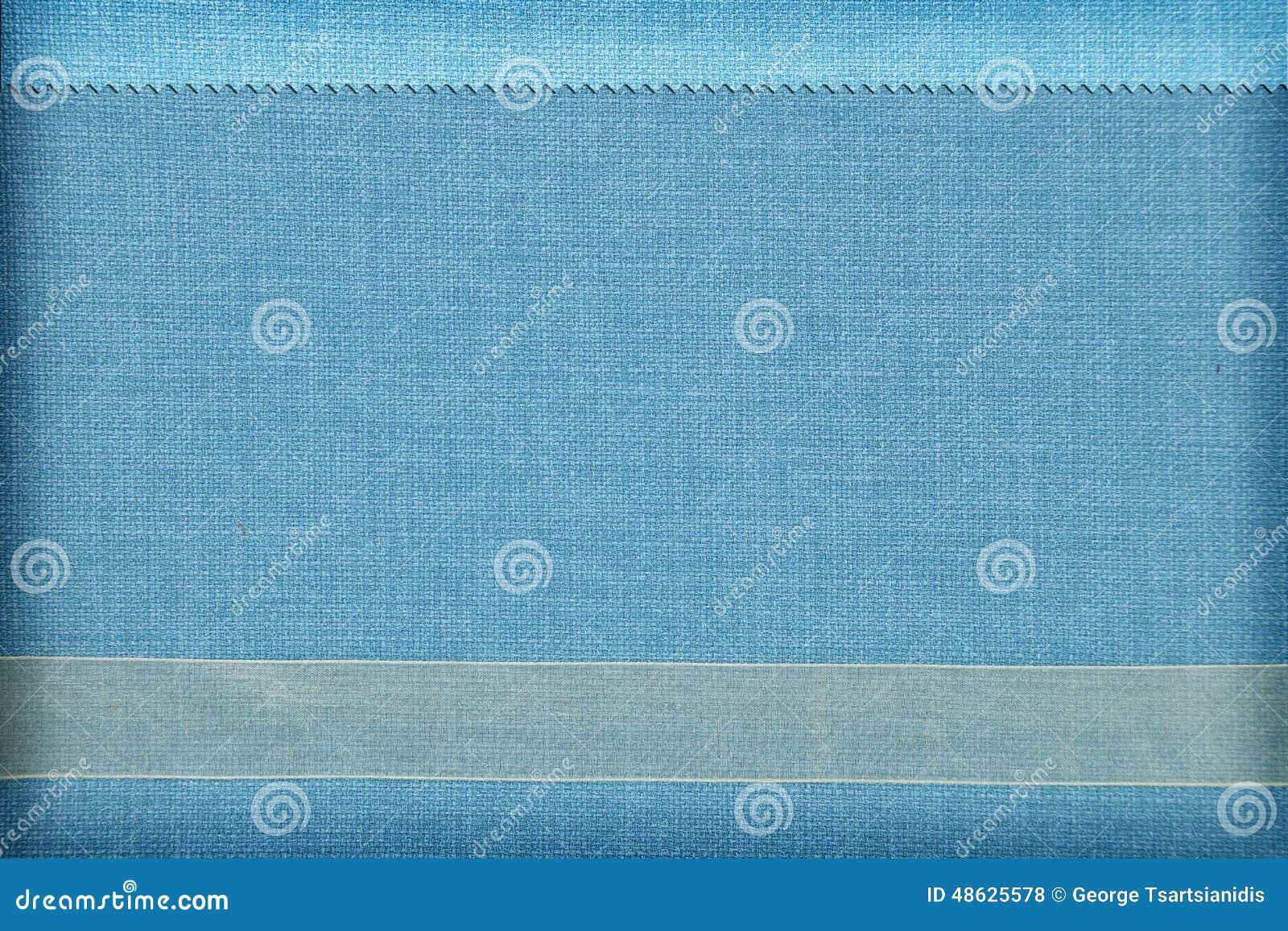 Fondo decorativo de la tela