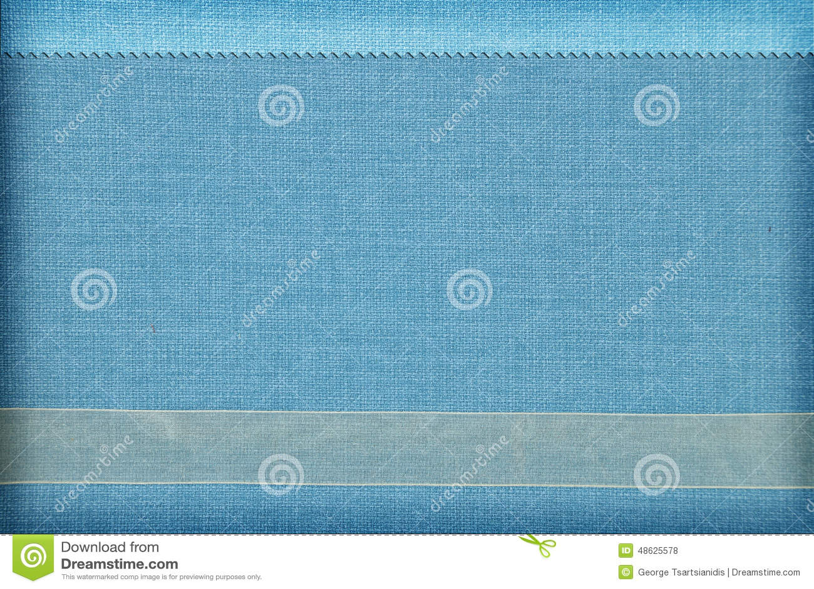 Fondo decorativo del tessuto