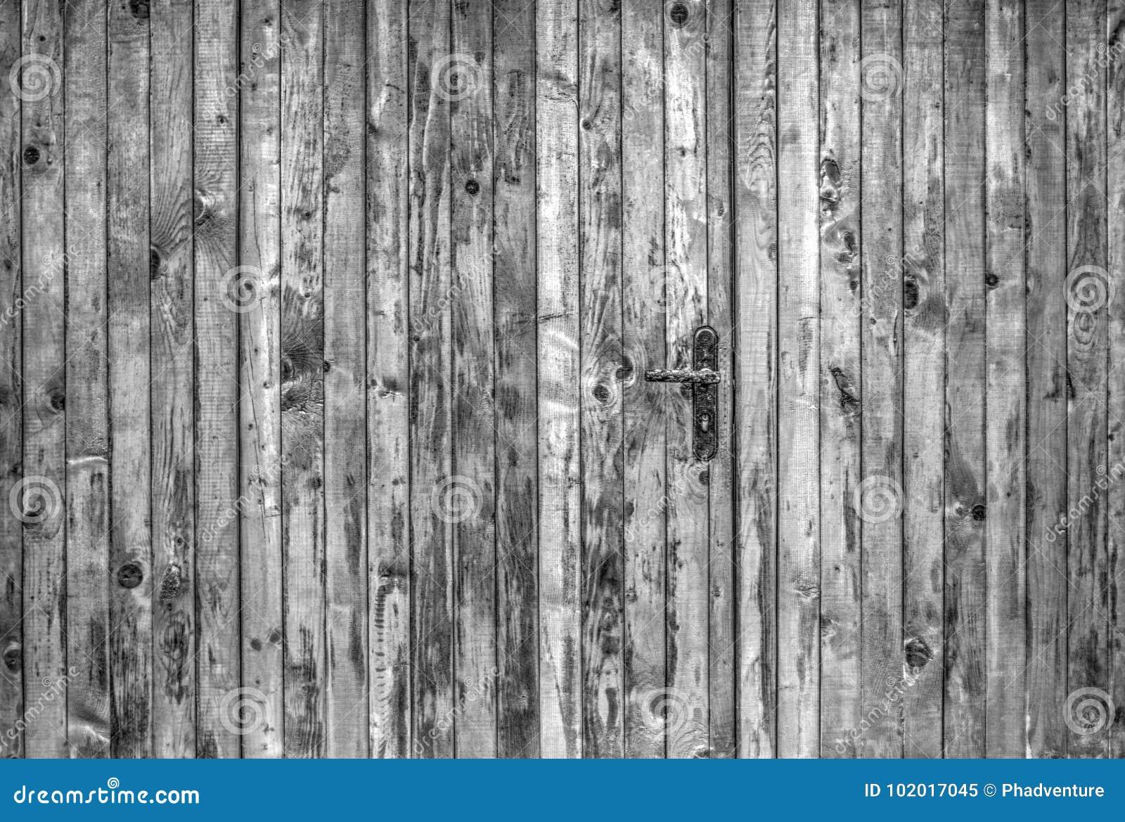 Legno Bianco E Nero : Fondo dei bordi di legno in bianco e nero immagine stock