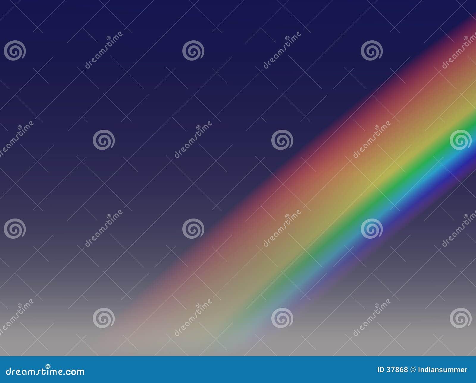 Download Fondo del arco iris [3] stock de ilustración. Ilustración de rojo - 37868