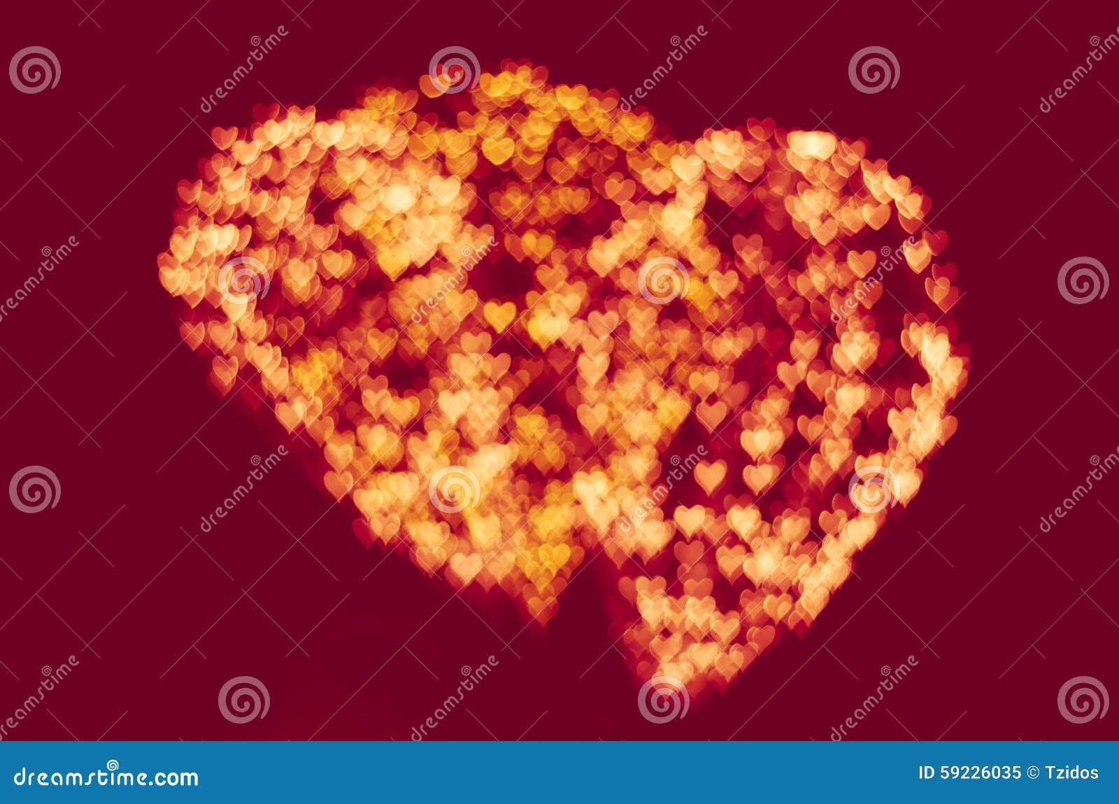 Download Fondo Del Bokeh Del Corazón, Concepto Del Amor Imagen de archivo - Imagen de negocios, colorido: 59226035