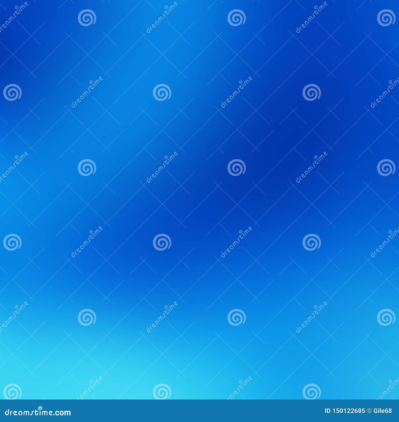 Fondo del cielo azul, plantilla natural de la textura de la pendiente de los colores azul marino, ligeros, pálidos y brillantes d