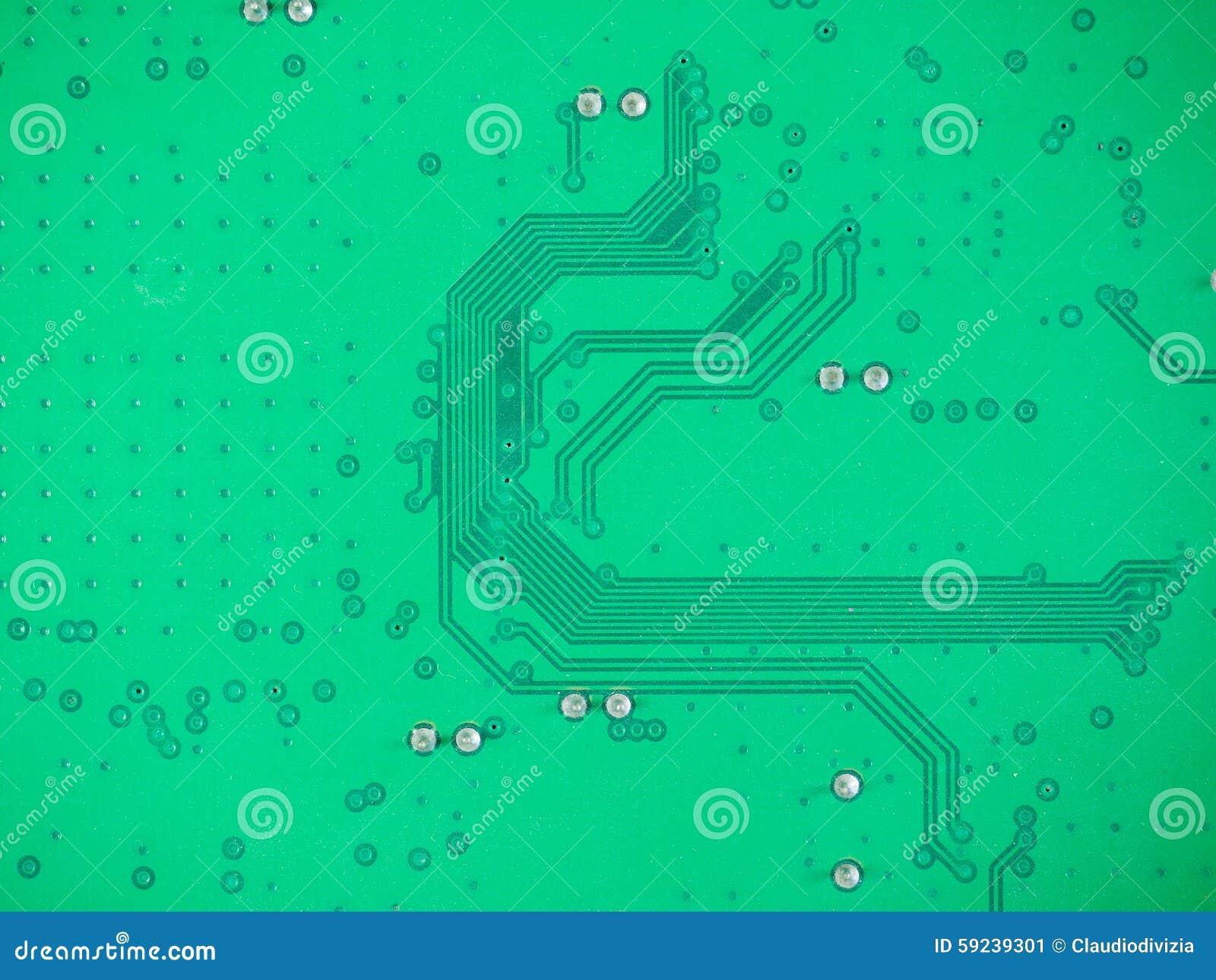 Download Fondo del circuito impreso imagen de archivo. Imagen de cableado - 59239301