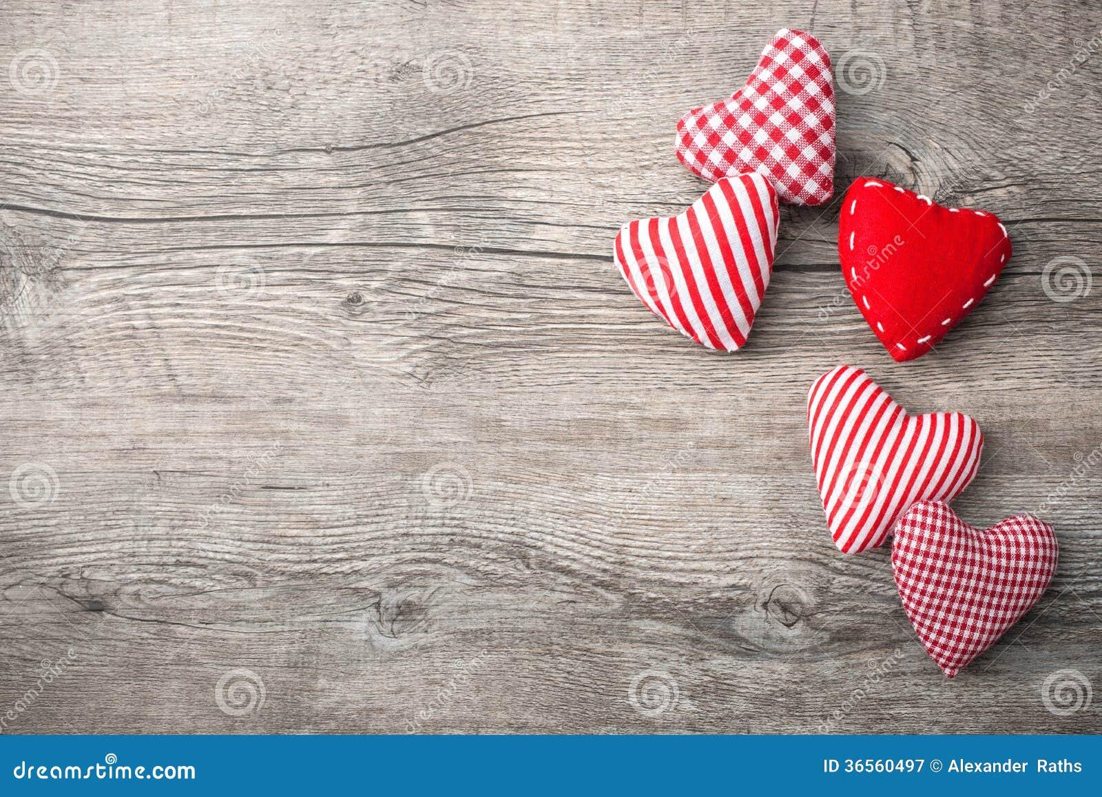 Fondo del día de tarjetas del día de San Valentín