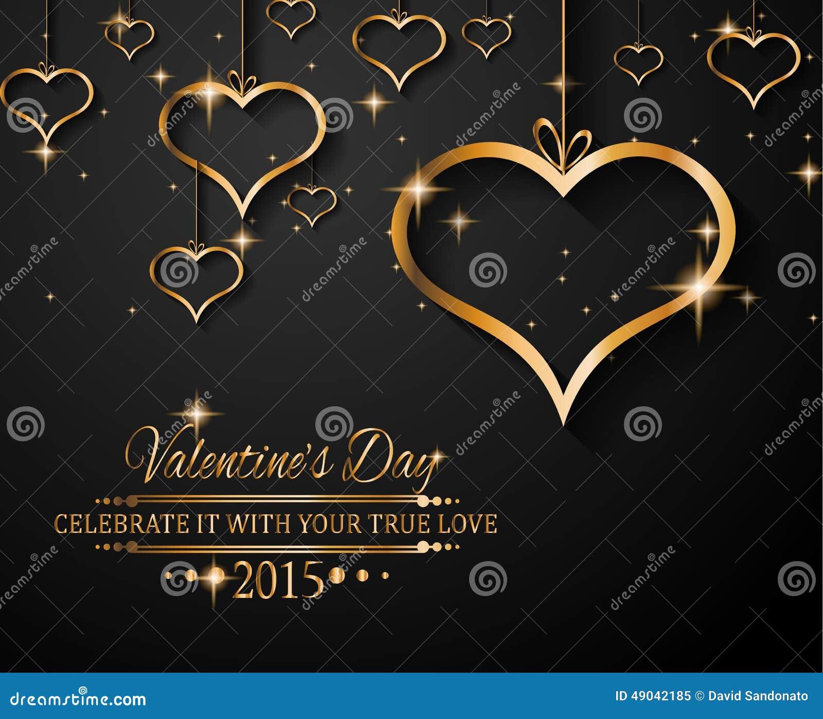 Fondo Del Día De Tarjetas Del Día De San Valentín De San