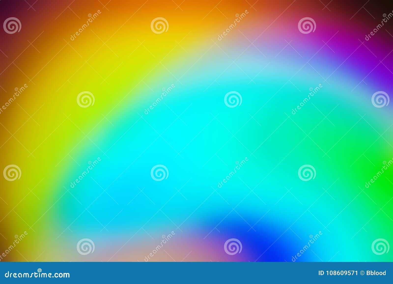 Fondo del extracto del color del arco iris