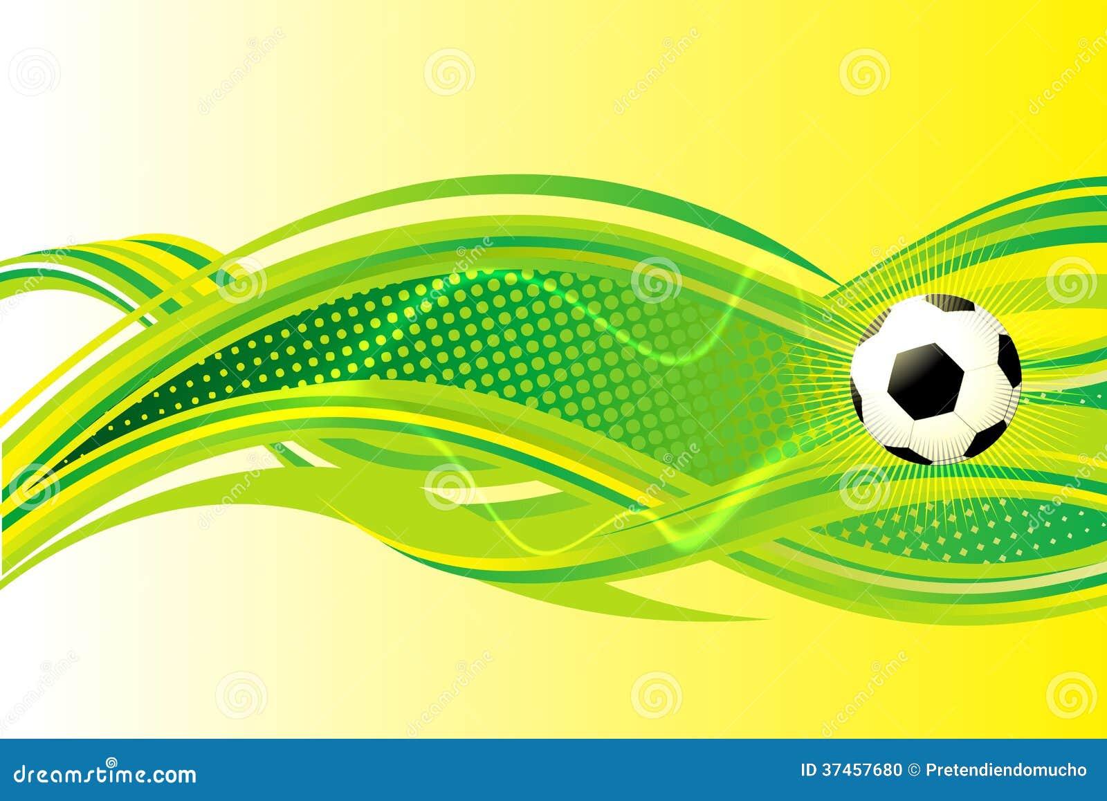 Fondo del fútbol