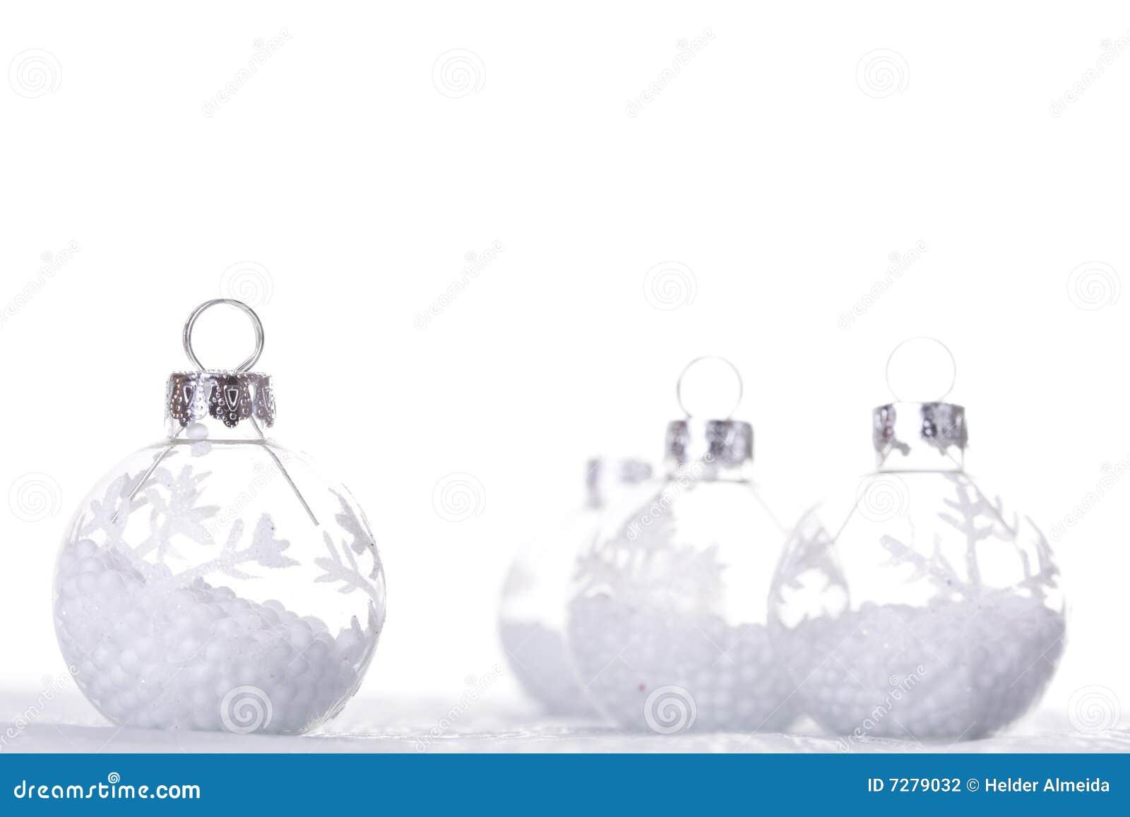 Fondo del frío de la Navidad