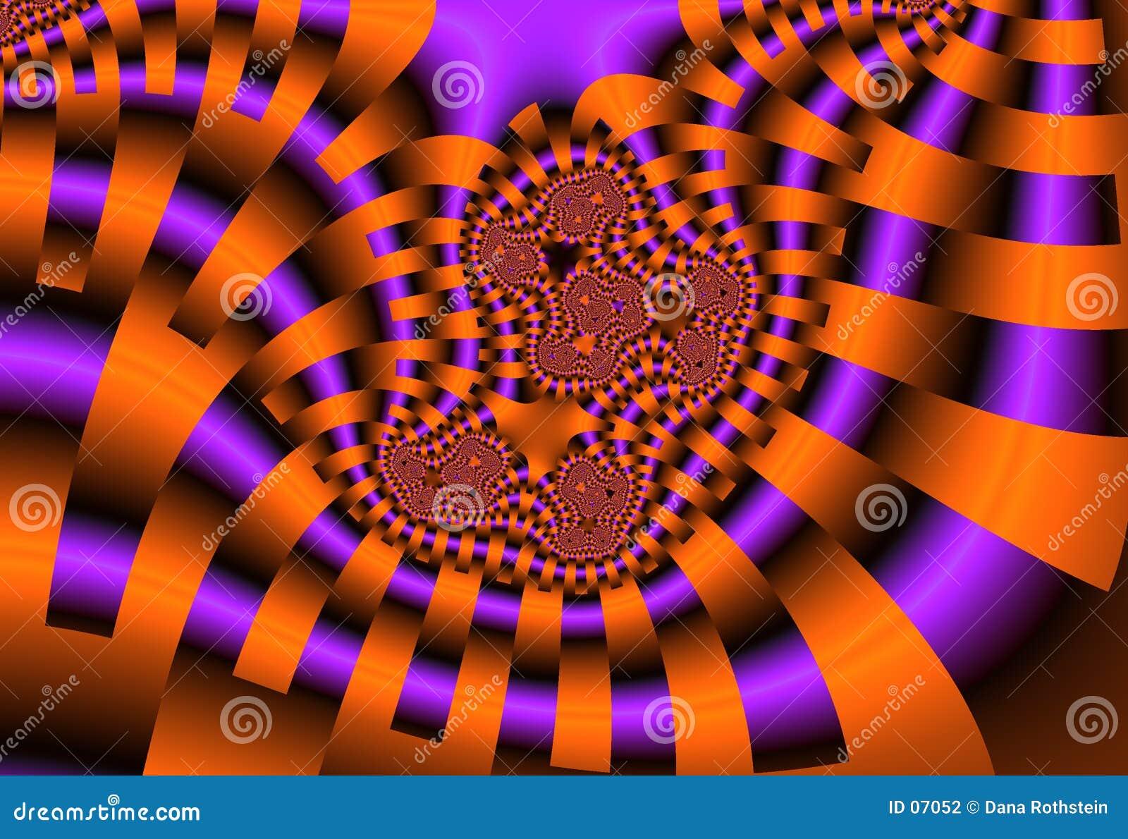 Fondo del fractal