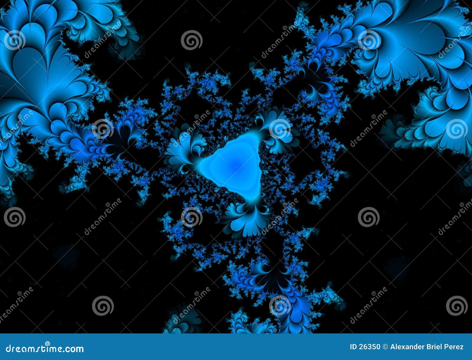 Download Fondo del fractal stock de ilustración. Ilustración de ilustraciones - 26350