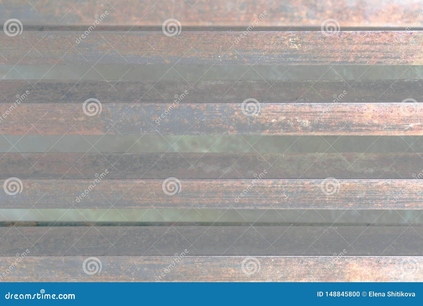 Fondo del Grunge, rayas de los colores de acero, en colores pastel