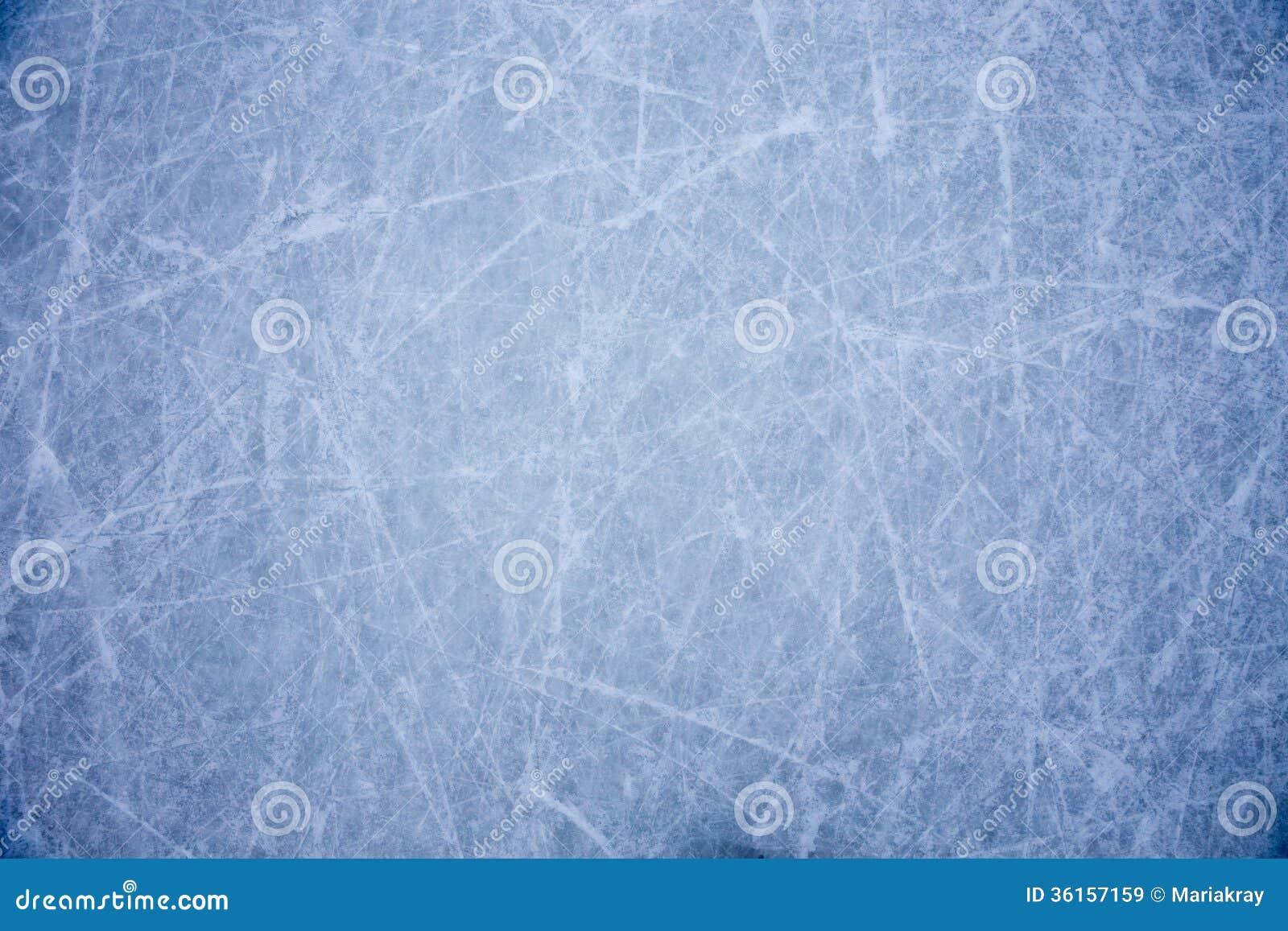 Fondo del hielo