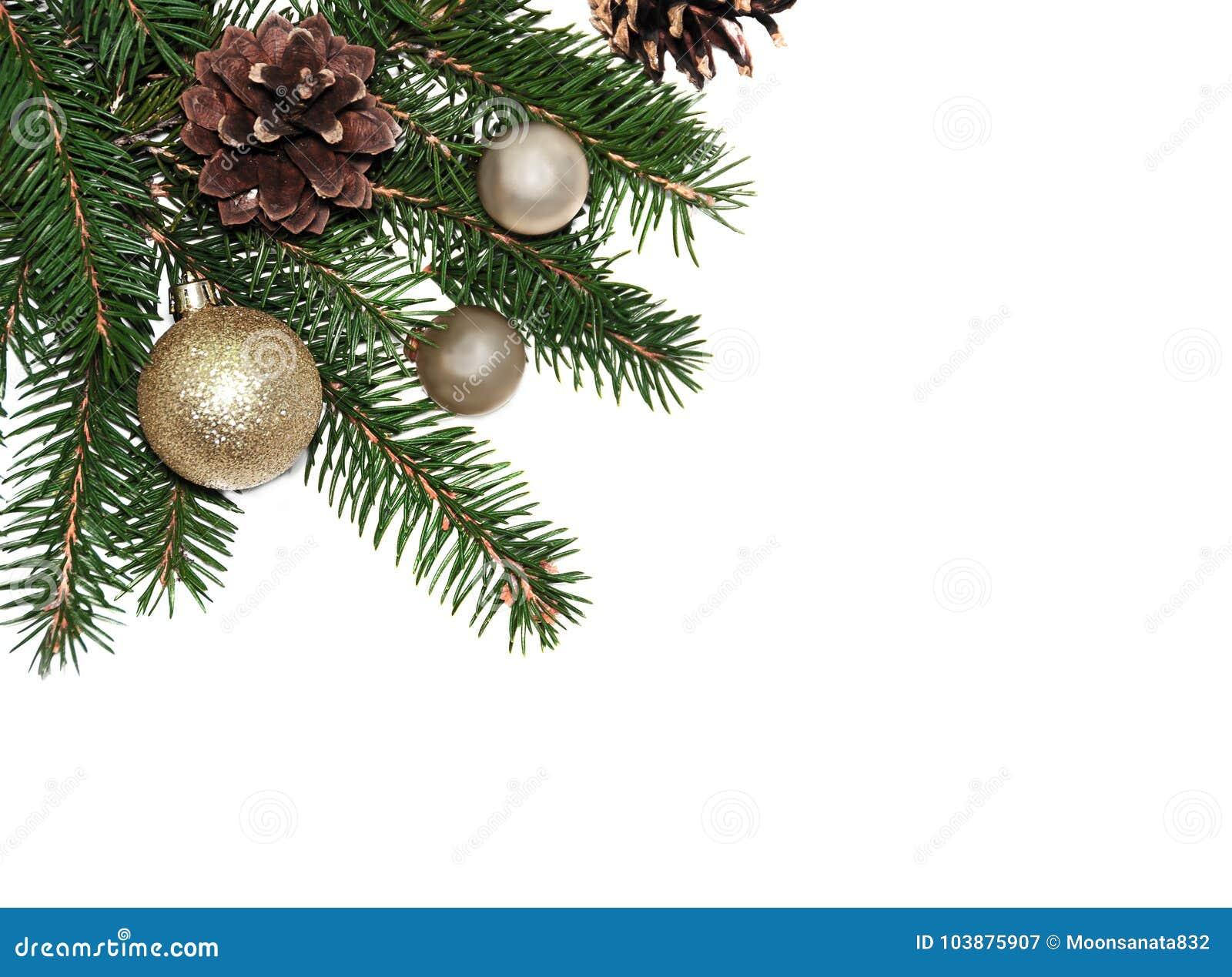 Marcos Para Fotos De Arbol De Navidad.Fondo Del Marco De La Navidad Del Arbol De Navidad Y Del