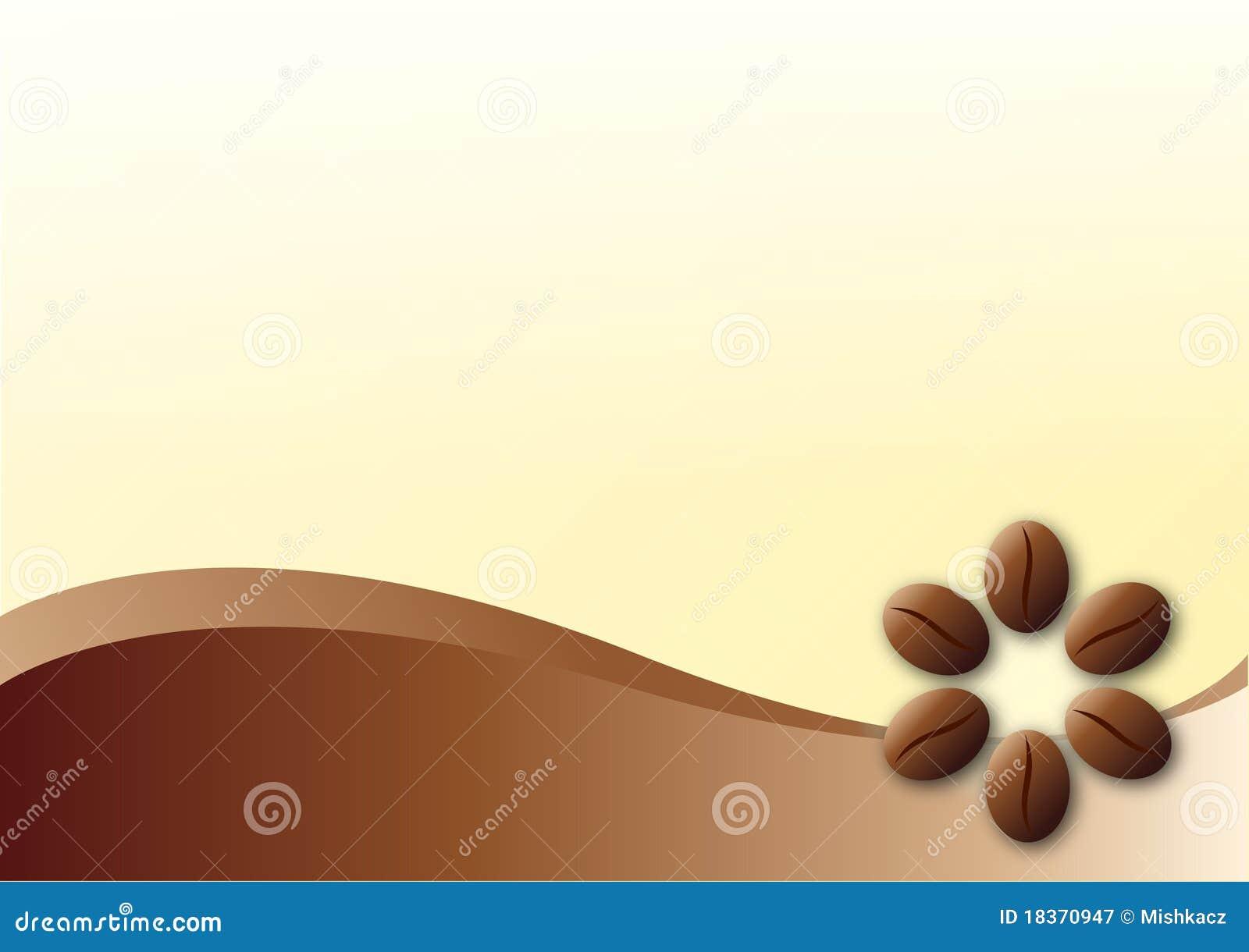 fondo del modelo del caf u00e9 ilustraci u00f3n del vector