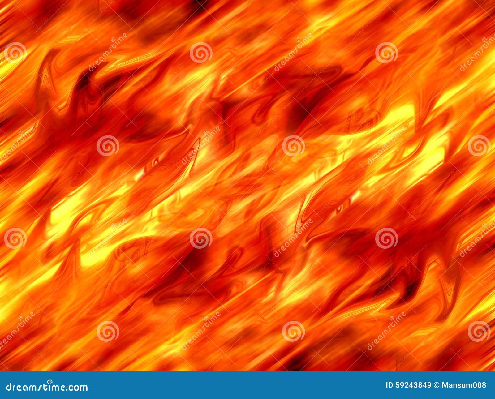 Fondo del modelo del extracto del fuego del arte