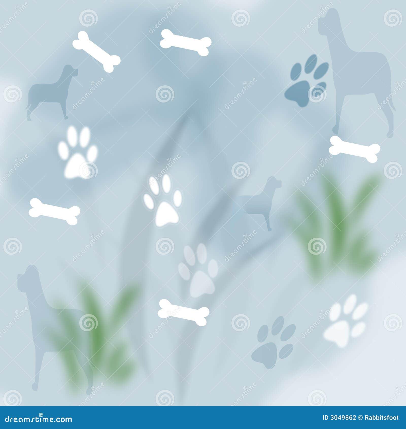 Fondo del perro de animal doméstico