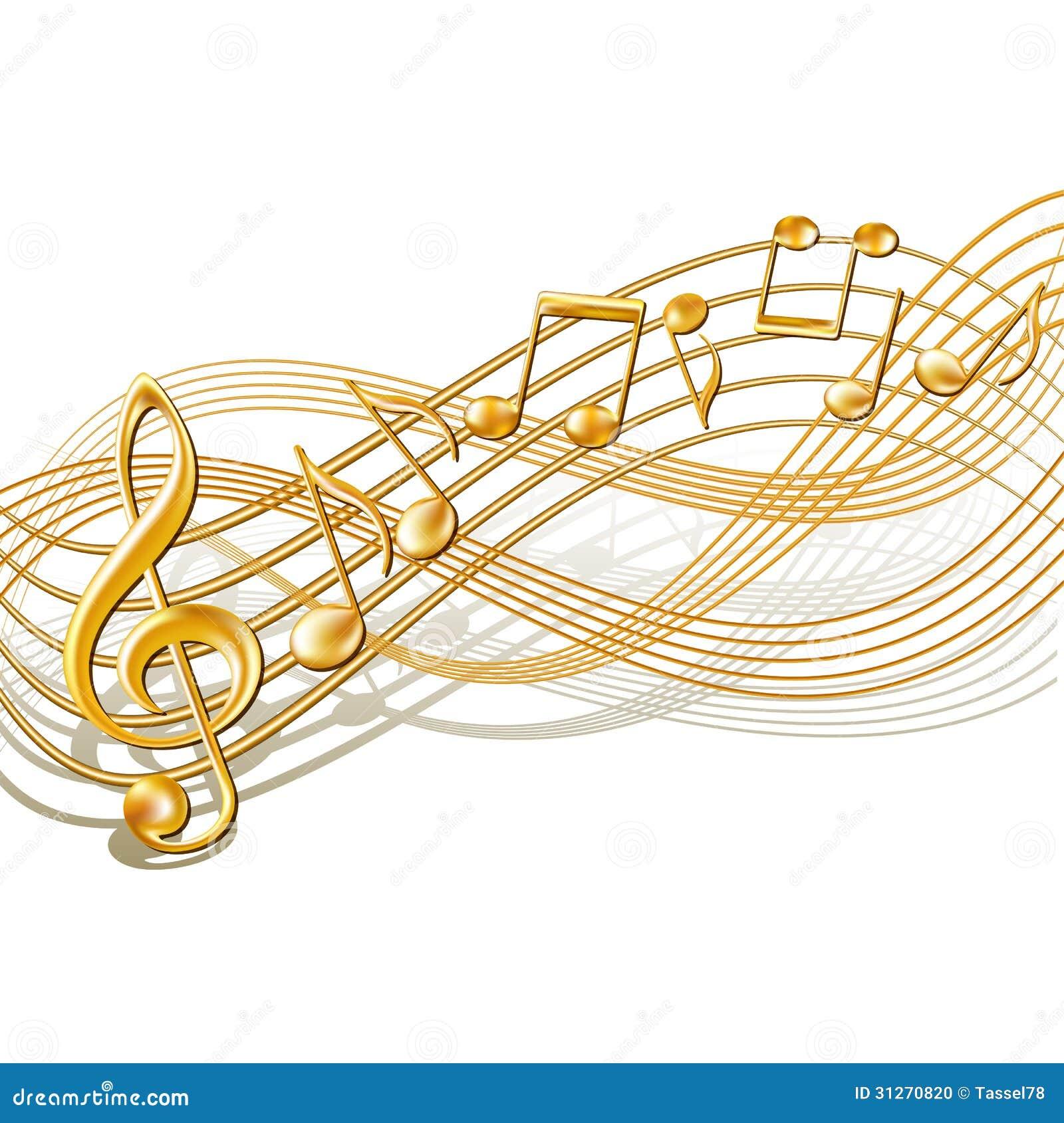 fondo del personal de las notas musicales en blanco foto music notes vector image music notes vector image