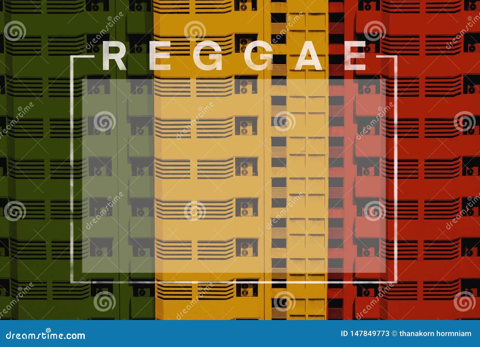 Fondo del reggae