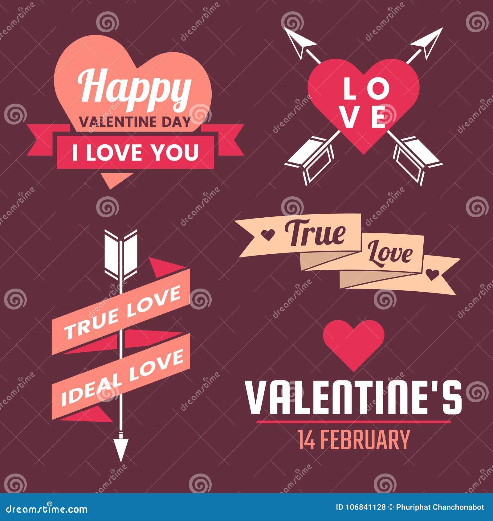 Fondo del vector de la bandera de la plantilla de la tarjeta del día de San Valentín para la bandera