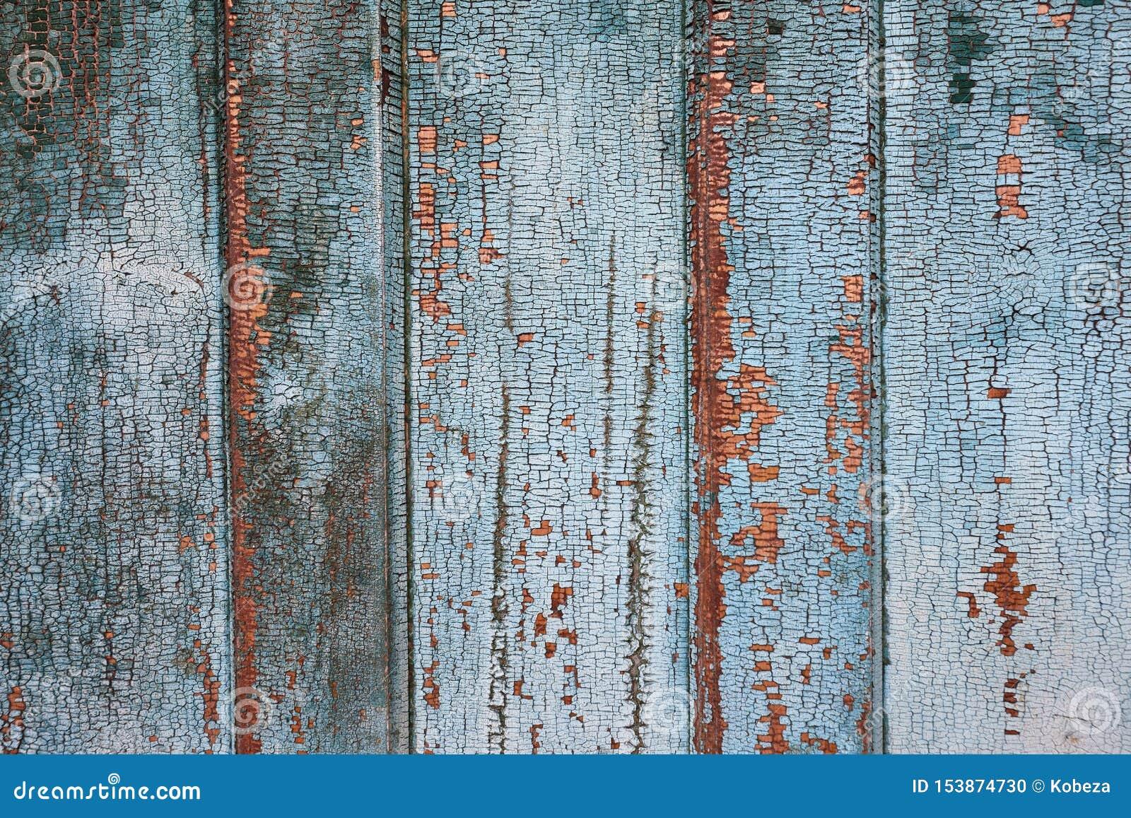 Fondo del vintage de la puerta de madera vieja