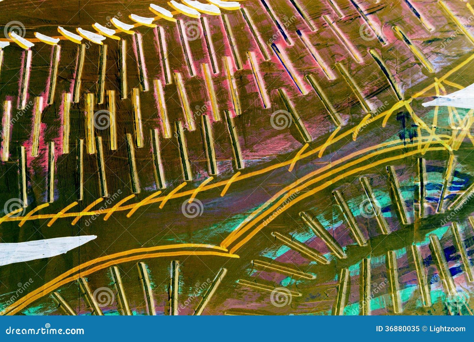 Download Fondo Della Pittura Acrilica Immagine Stock - Immagine di gocciolamento, canvas: 36880035