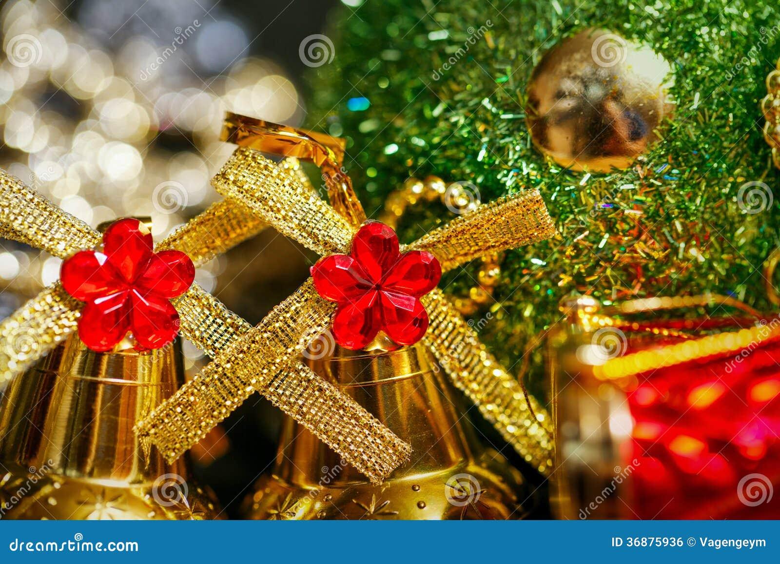 Download Fondo Delle Campane Di Natale Fotografia Stock - Immagine di gruppo, foreground: 36875936