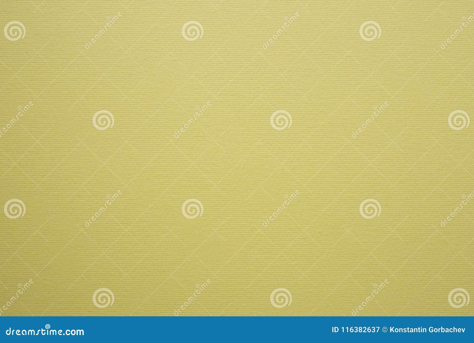 Fondo di carta strutturato giallo, base per progettazione