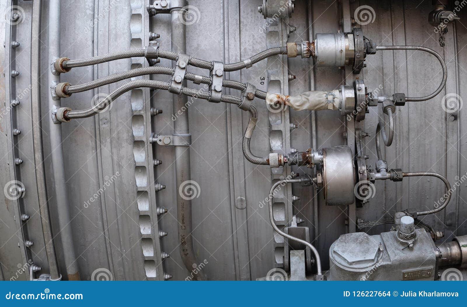 Fondo di industriale del metallo