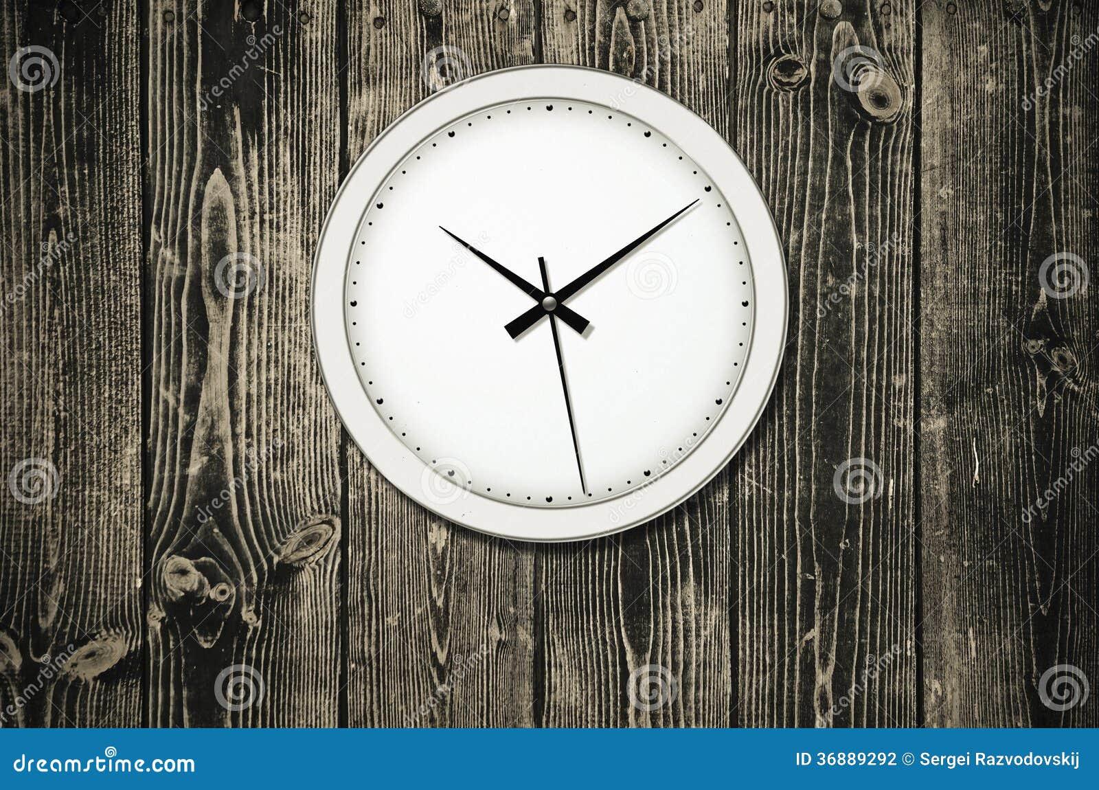 Download Fondo di legno illustrazione di stock. Illustrazione di clockwise - 36889292
