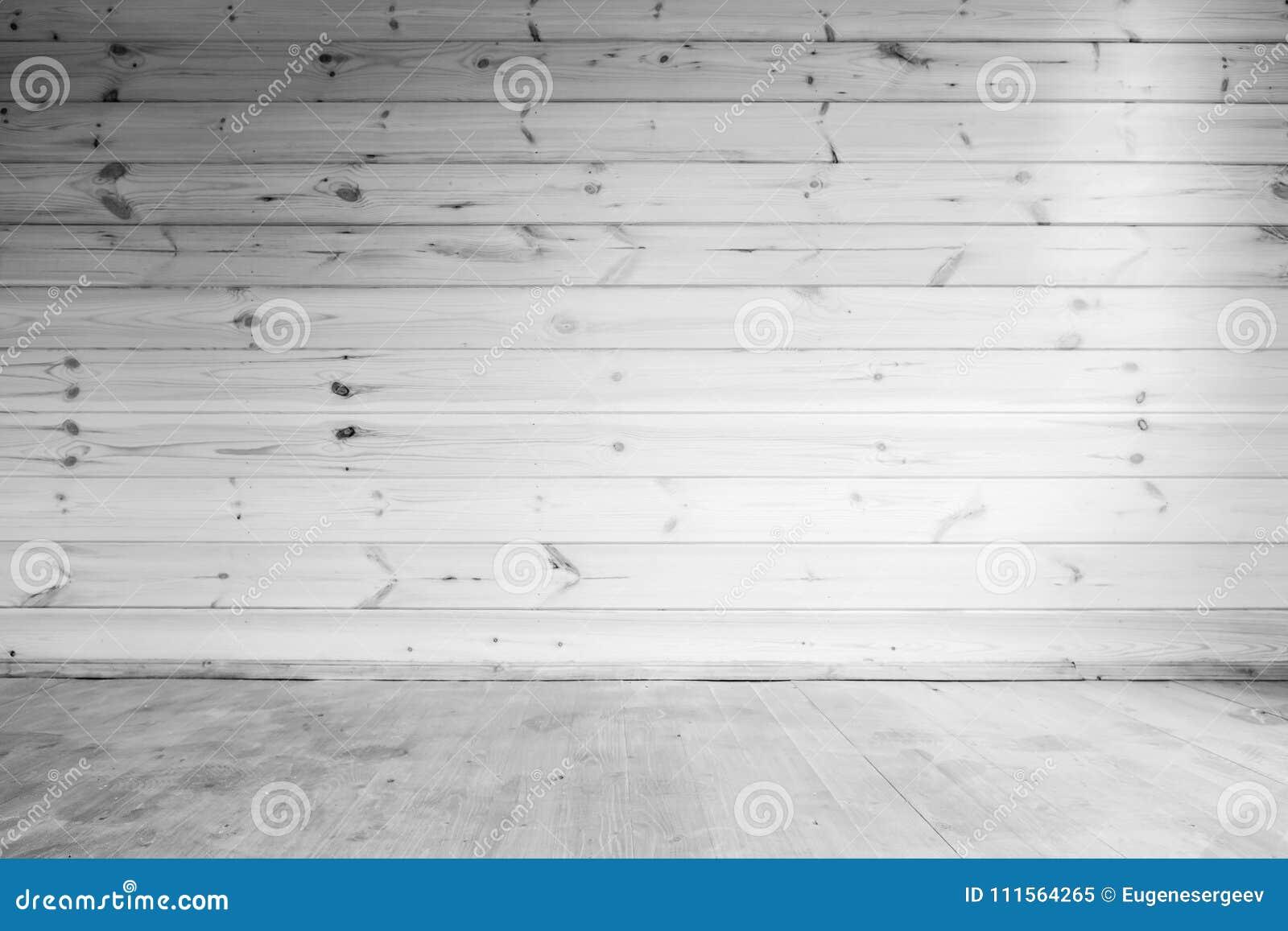 Pareti In Legno Bianco : Fondo di legno bianco del pavimento e della parete immagine stock
