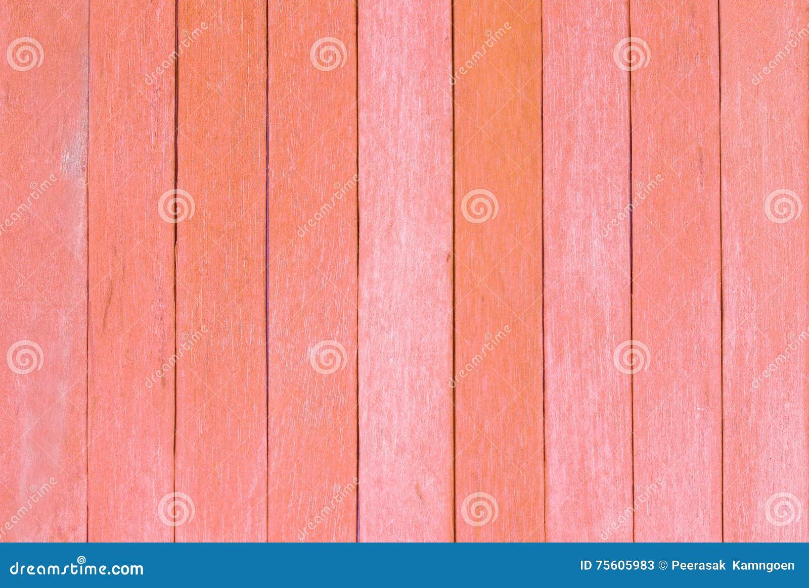 Pareti Colore Arancione : Fondo di legno di struttura della parete colore arancione immagine