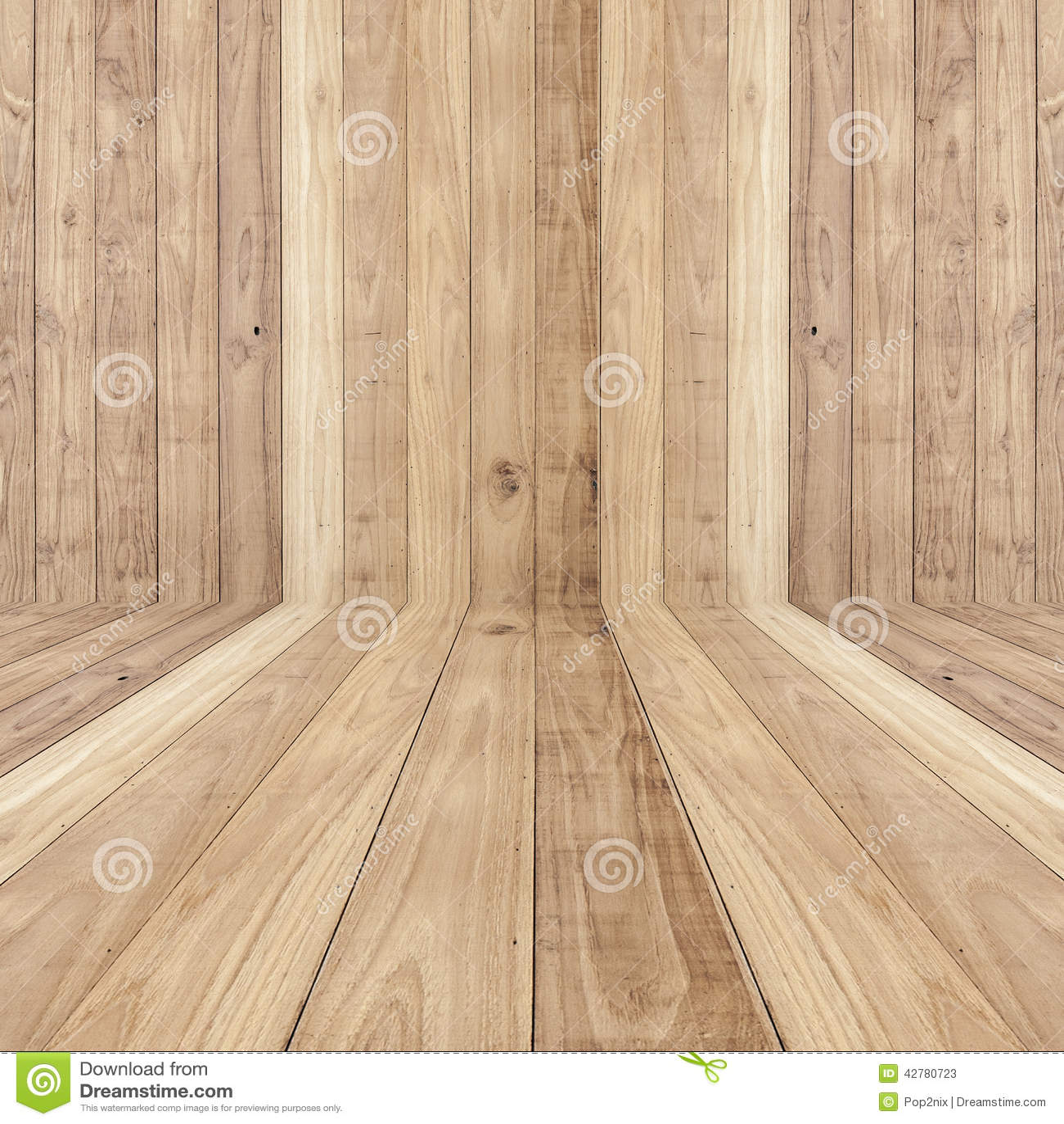 Fondo di legno di struttura delle plance dei grandi pavimenti marroni