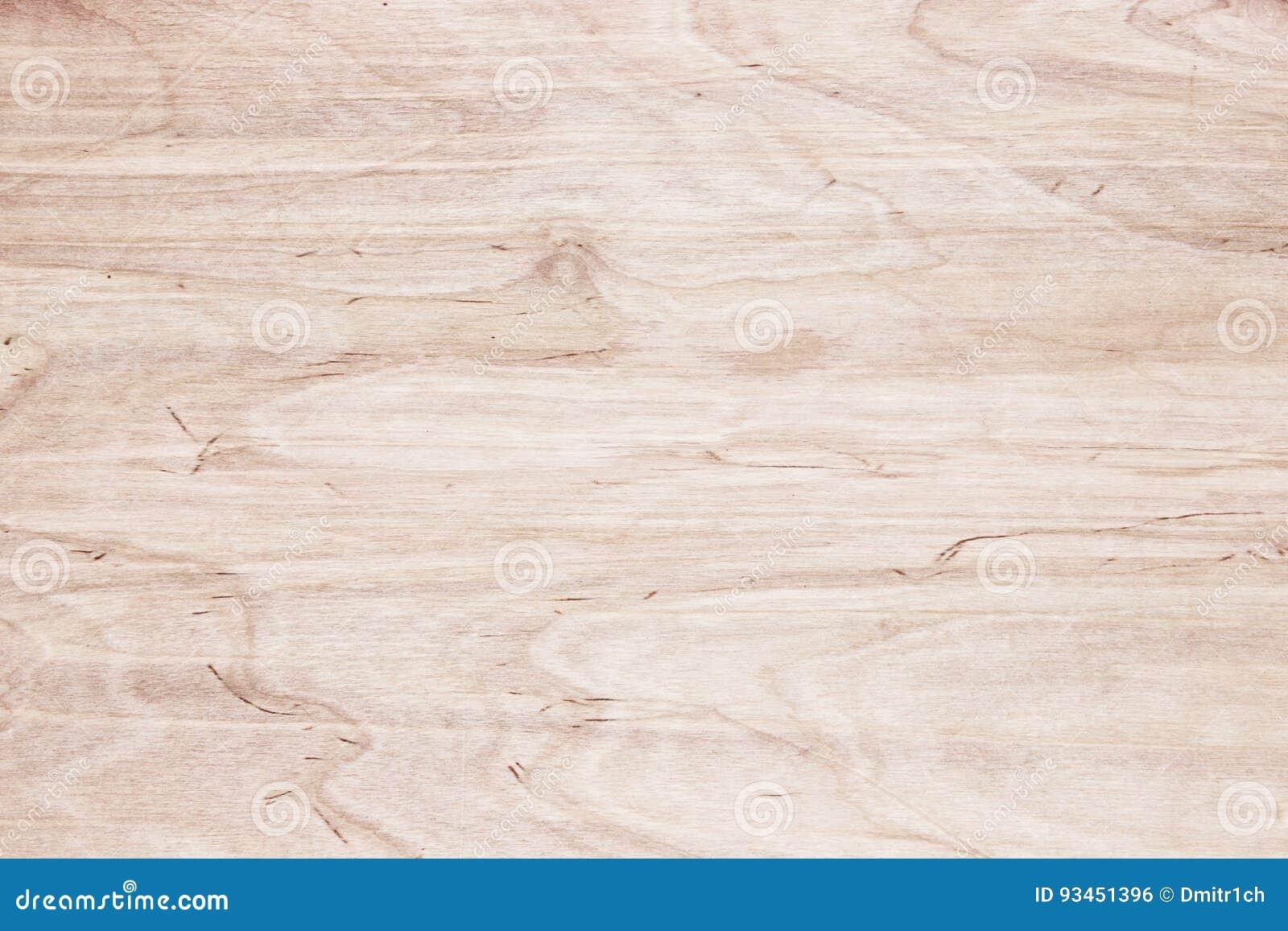 Fondo di legno leggero, primo piano della tavola della plancia di struttura Floo di legno