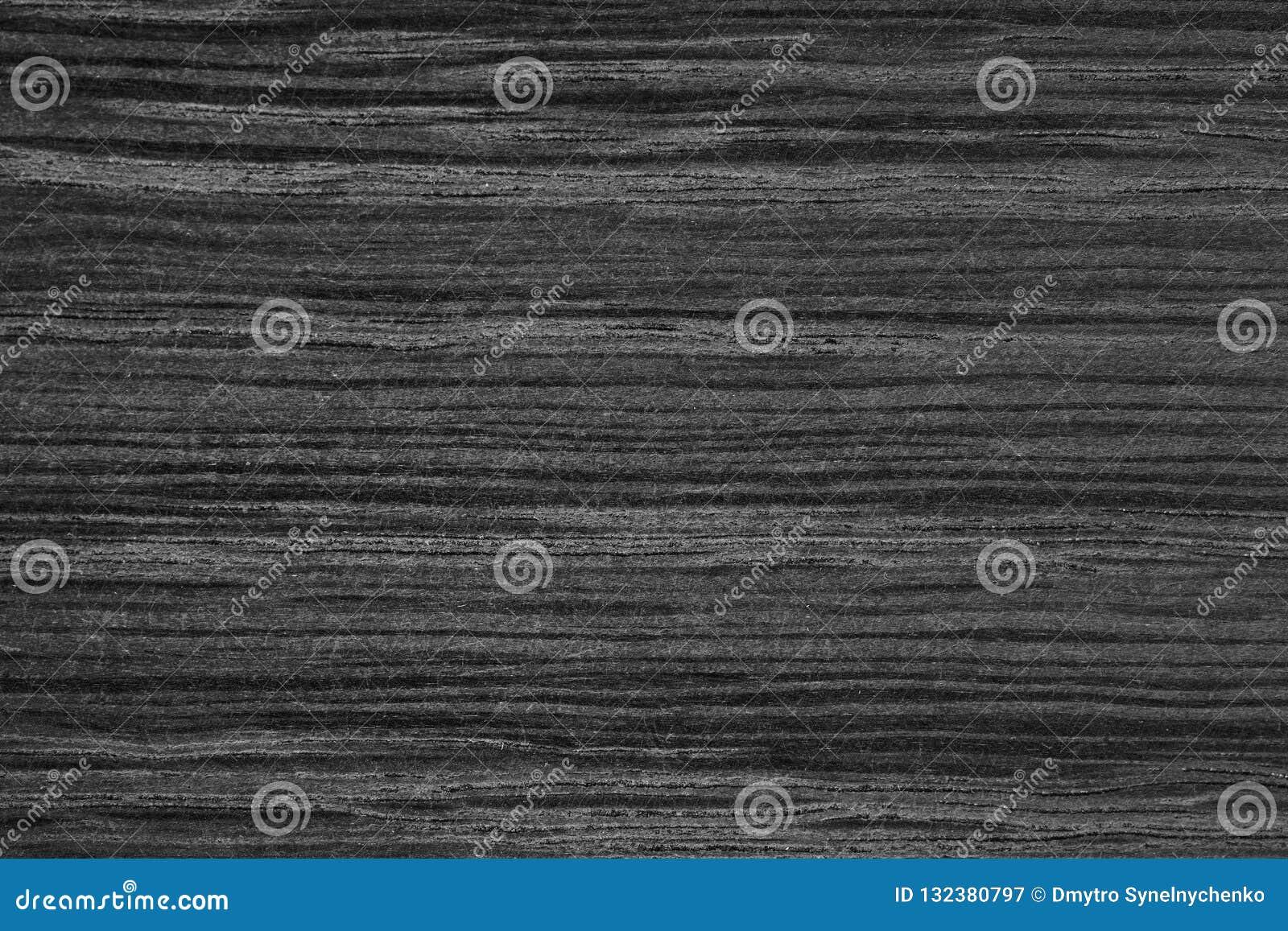 Fondo di legno nero della parete, struttura di legno scuro con il vecchio modello naturale per l opera d arte di progettazione