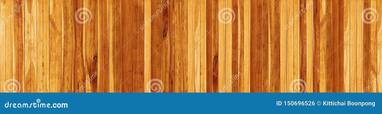 Fondo di legno di struttura del pavimento di panorama