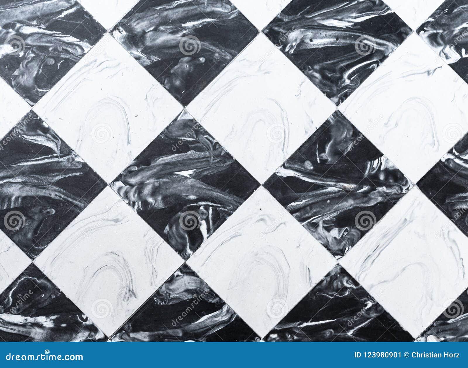 Piastrelle bianco e nero free piastrelle geometriche in bianco e