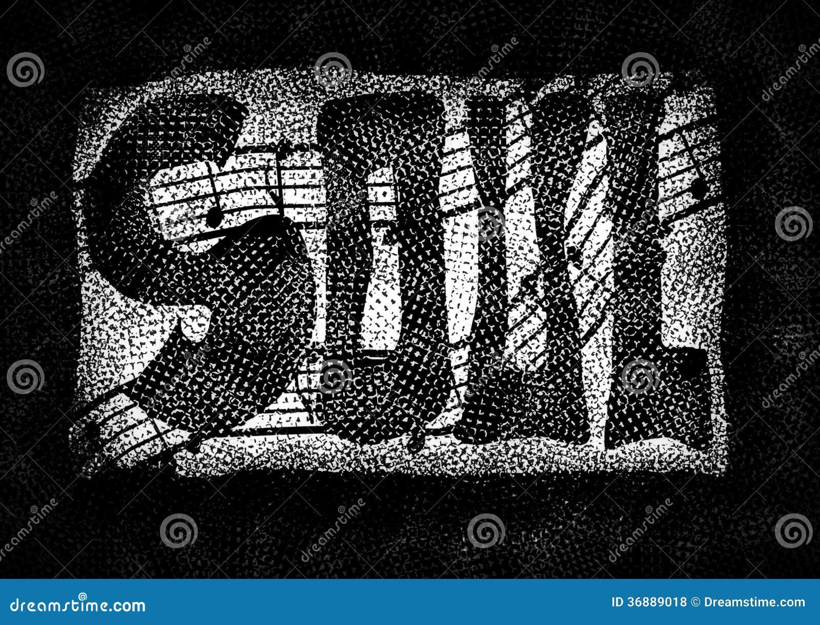 Download Fondo Di Parola Di Musica Soul Illustrazione di Stock - Illustrazione di ornamento, nota: 36889018