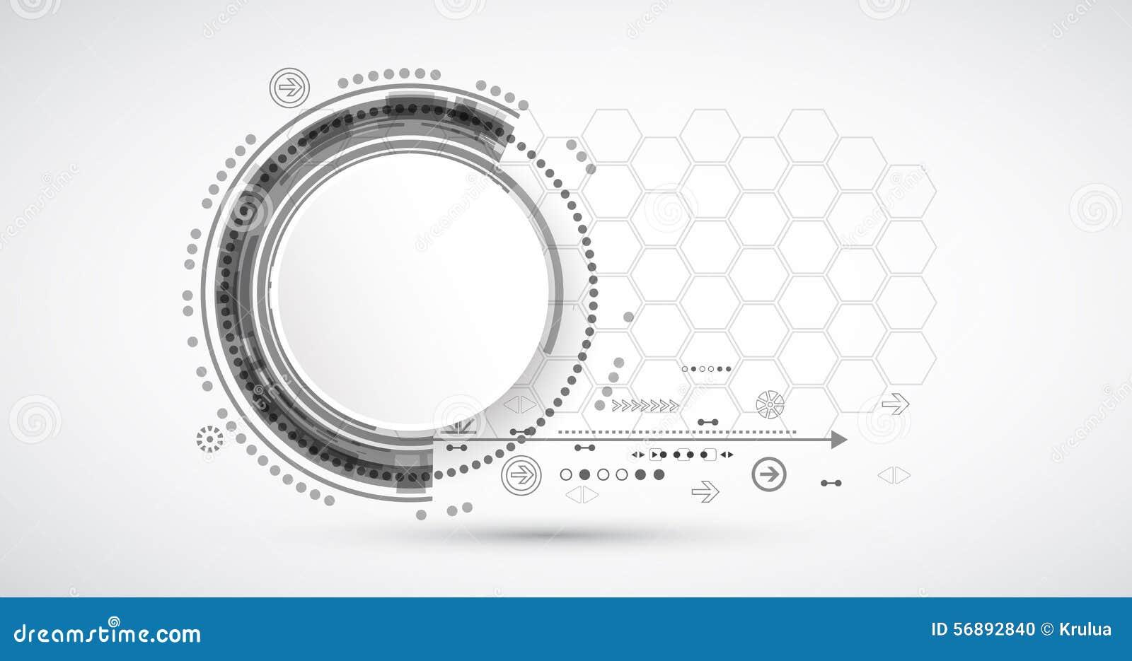 Fondo di tecnologia di colore/affare astratti tecnologie informatiche